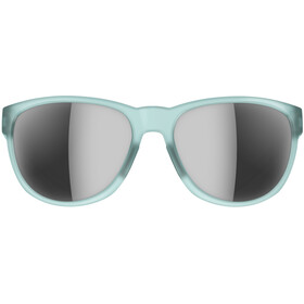 adidas Wildcharge Lunettes, clear aqua matt/chrome